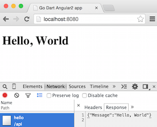 screenshot go dart angular 2.0